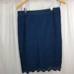 The Pencil Skirt By J.Crew Size 4